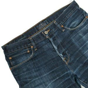 Lucky Brand Men's 1 Authentic Skinny Jeans Flaws